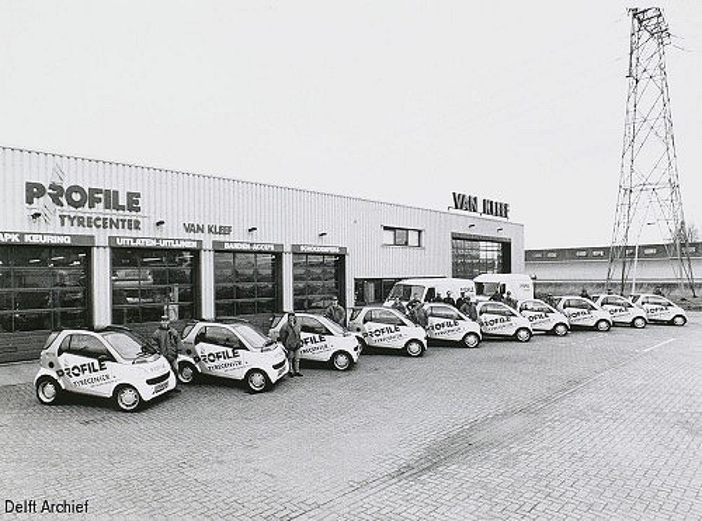 Garages in delft for Garage volkswagen condom